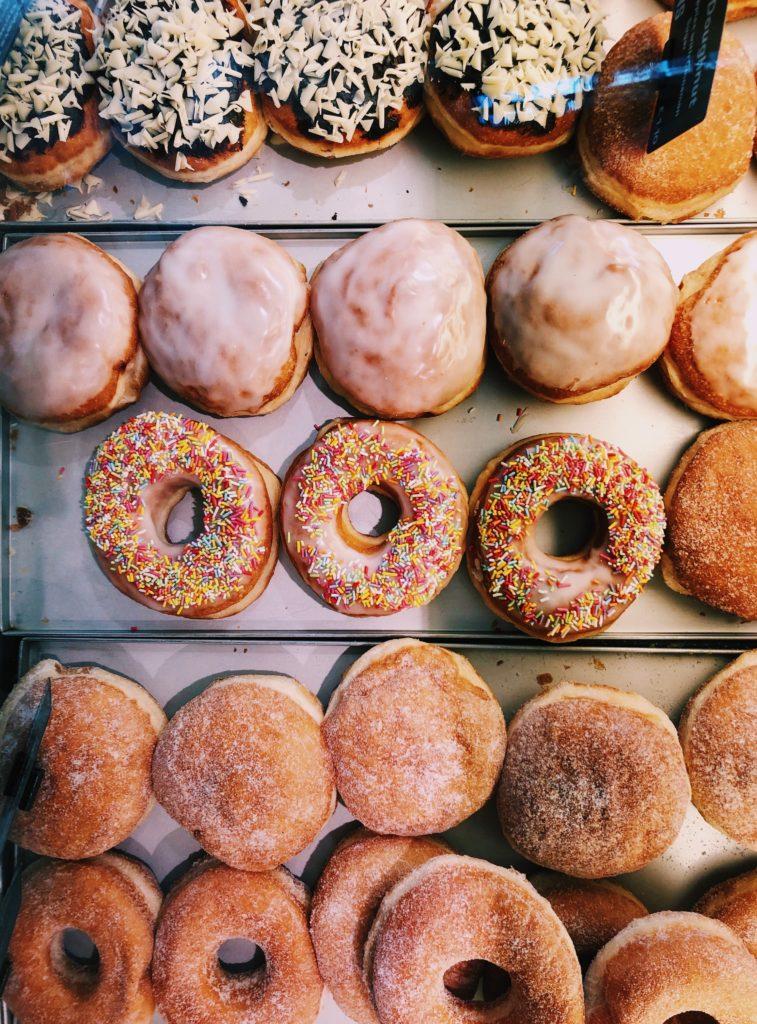 Dunn's Bakery doughnuts