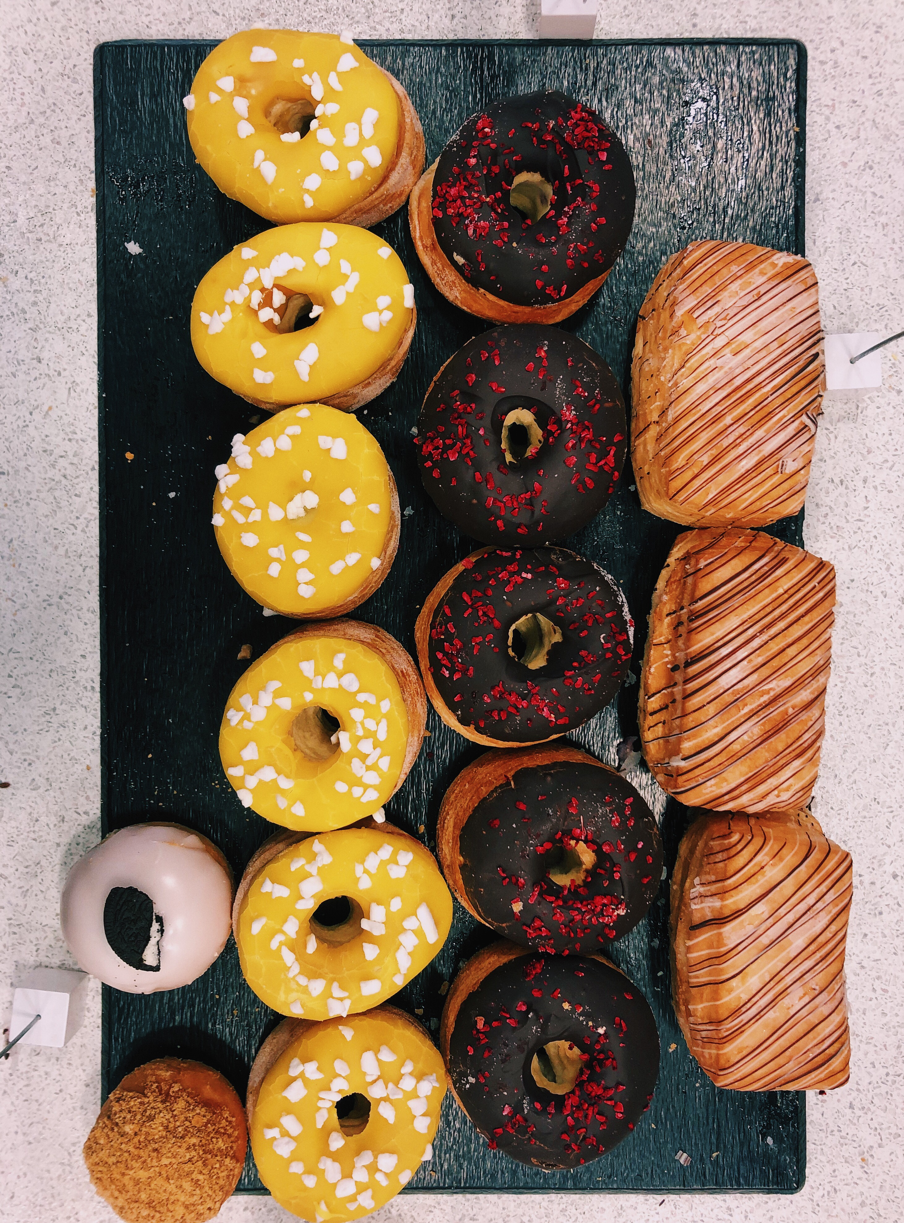 Dum Dum Donutterie doughnuts