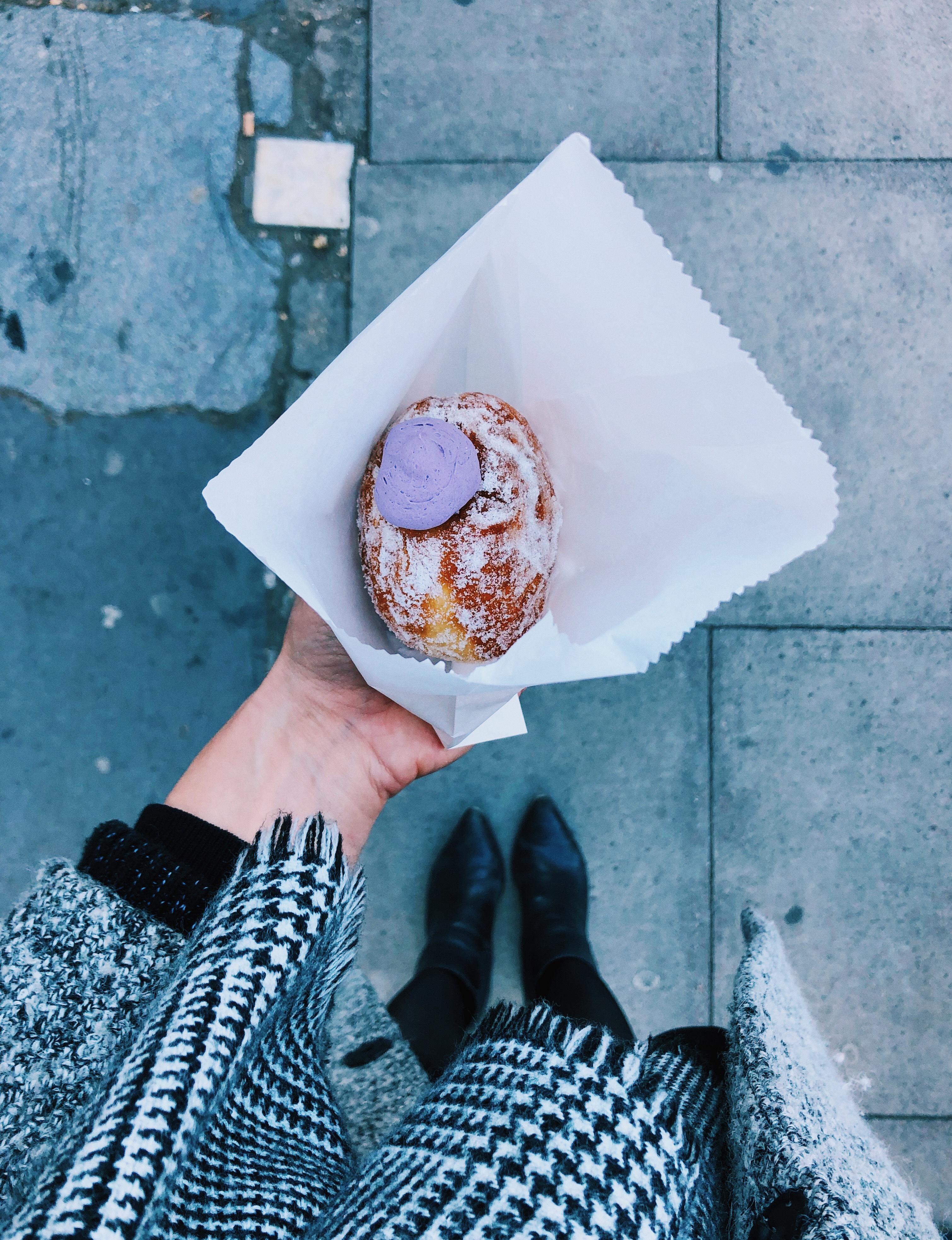 Mamasons doughnuts