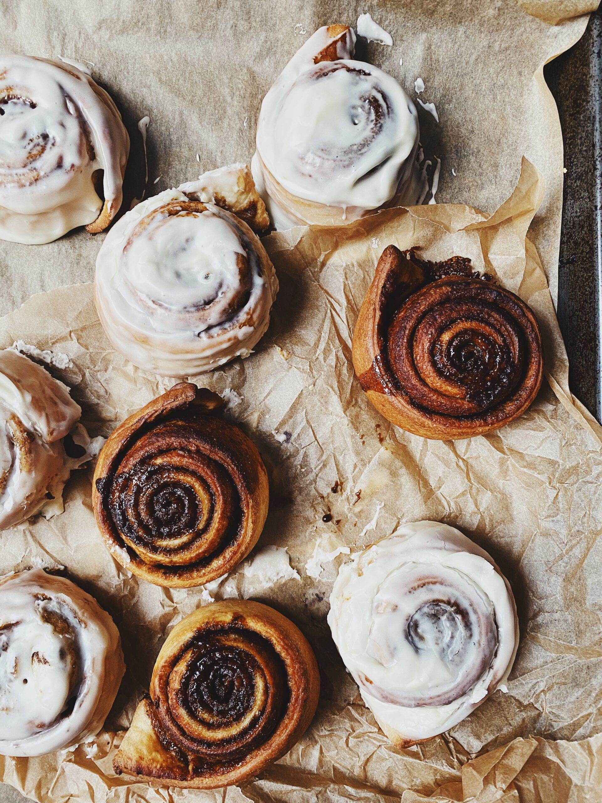This Is How We Roll: a collection of cinnamon roll recipes for breakfast + brunch